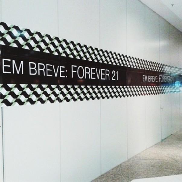 FOREVER 21 NO BRASIL